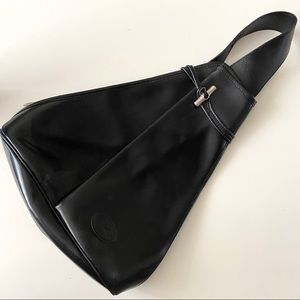 Authentic LONGCHAMP leather backpack!